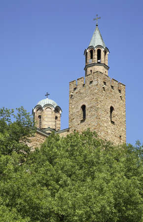 Patriarchal Cathedral of the Holy Ascension of God in Veliko Tarnovo. Bulgaria Editorial