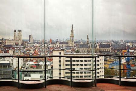 Mening van Antwerpen. België