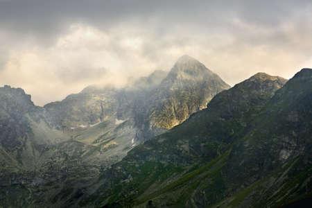 tatras tatry: Tatra Mountains near Zakopane. Poland Stock Photo