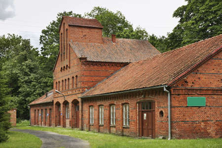House of Cultural Heritage of Warmia in Frombork. Poland
