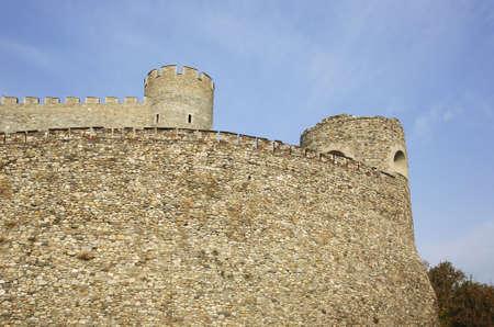 Skopje Fortress - Kale Fortress in Skopje. Macedonia