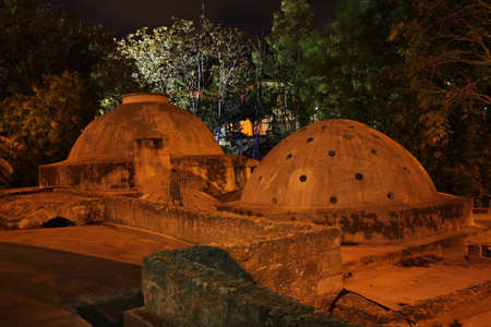 Turkish hammam in Pafos. Cyprus Stock Photo