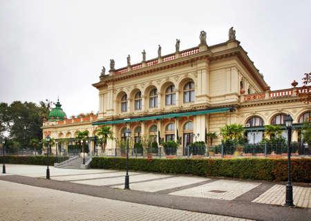 Kursalon in Stadtpark. Vienna. Austria