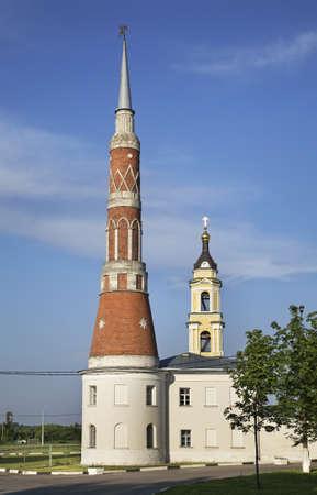 Epiphany Old-Golutvin Monastery in Kolomna. Russia