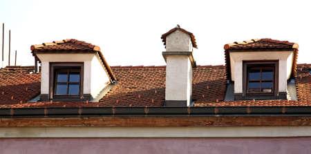 Frammento di edificio a Innsbruck. Tirolo. Austria Archivio Fotografico - 94570493