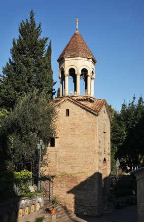 Sioni Cathedral in Tbilisi. Georgia