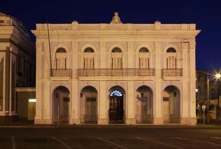 Provincial Museum in Cienfuegos. Cuba Stock Photo - 96950458