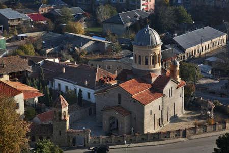 Cathedral of Nativity of Virgin Mary in Gori. Shida Kartli mkhare. Georgia