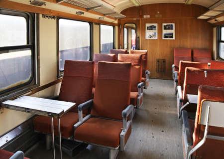 Train Caplina - Sarajevo. Bosnia and Herzegovina