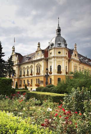 City Administration in Brasov. Romania
