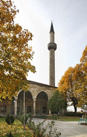 Sultan Murad Mosque in Skopje. Macedonia
