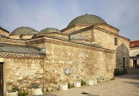 Cifte Hamam - National Gallery of Macedonia in Skopje. Macedonia