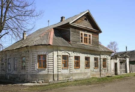 View of Ostashkov. Russia Archivio Fotografico - 123131909