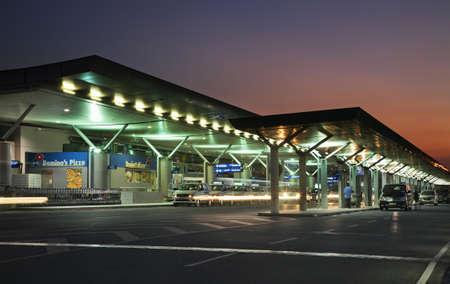 Tan Son Nhat international airport in Ho Chi Minh. Vietnam