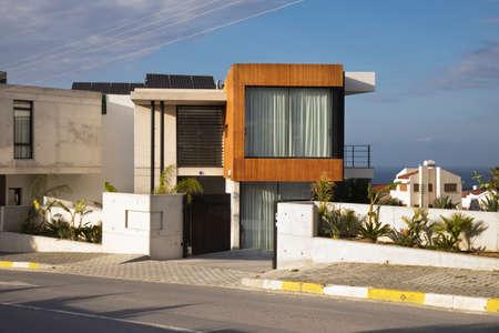 View of Kyrenia (Girne). Cyprus Editorial