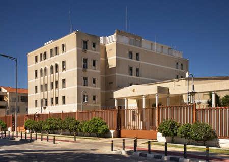 Embassy of Russian Federation in Nicosia. Cyprus