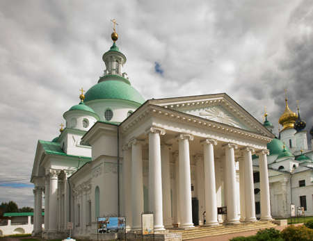 Church of Demetrius, metropolitan of Rostov at Monastery of St. Jacob Savior (Spaso-Yakovlevsky monastery) in Rostov (Rostov Great). Yaroslavl oblast. Russia