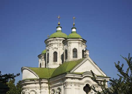 Church of Intercession in Kiev. Ukraine