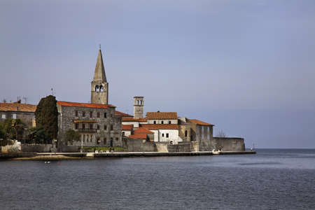 View of Porec. Croatia