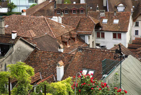 View of Thun. Switzerland