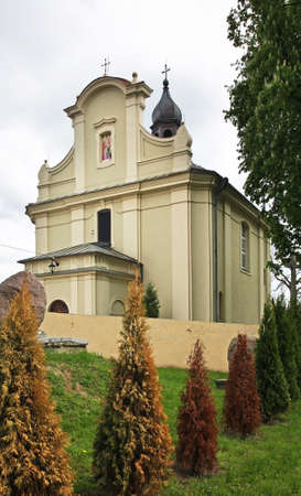 Church of Saint Joseph (Jozef) in Pulawy. Poland