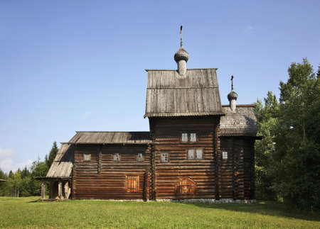 Church of Our Lady in Khokhlovka. Perm krai. Russia.