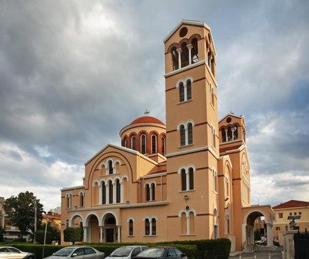 Panagia Katholiki Cathedral in Limassol. Cyprus