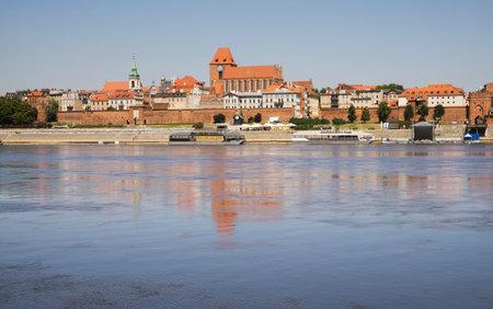View of Torun. Poland