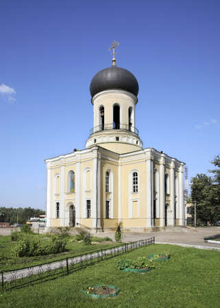 Cathedral of St. Nicholas Wonderworker in Naro-Fominsk. Russia