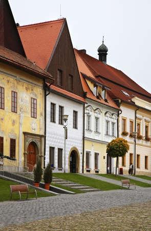 Town Hall square (Radni�né námestie) in Bardejov