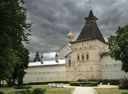 Church of Hodegetria at Kremlin of Rostov (Rostov Great). Yaroslavl oblast. Russia Standard-Bild