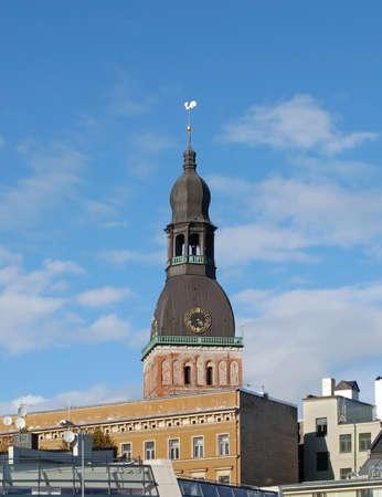 Riga Cathedral. Latvia