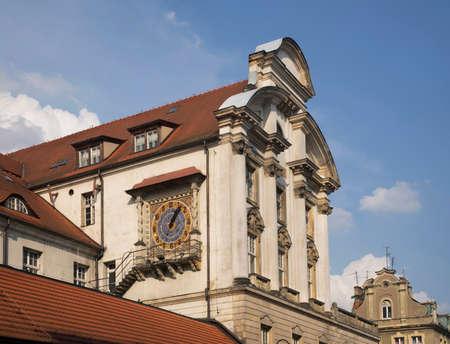 Church of St. Antoni Padewski and Franciscan monastery in Poznan. Poland