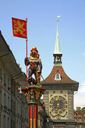 Zytglogge in Bern. Switzerland