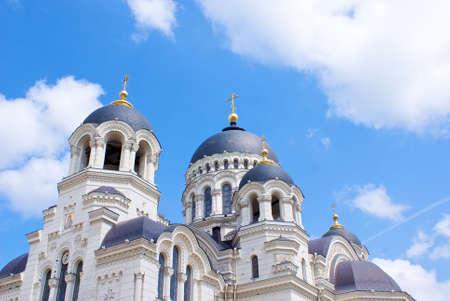 big old orthodox church
