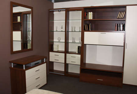 forniture: style room with forniture