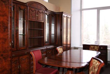 forniture: habitaci�n con mobiliario estilo