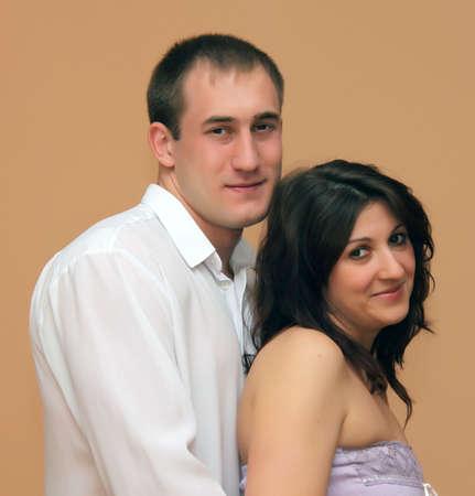 beauty couple Stock Photo - 5199277
