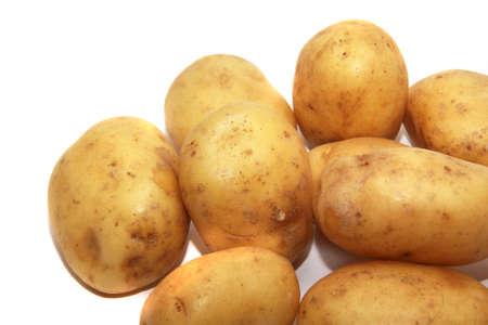 tuberosum: raw potato