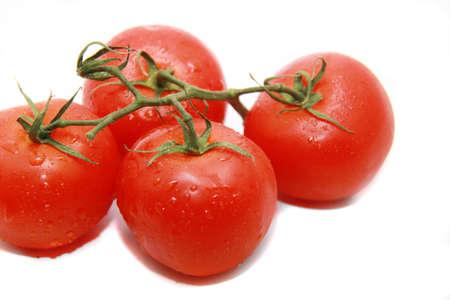 bright tomato Stock Photo - 5867962