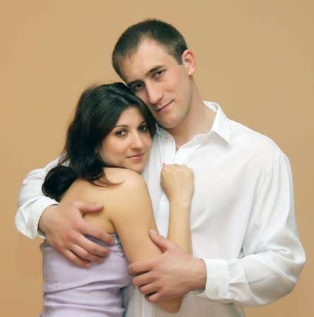 beauty couple photo