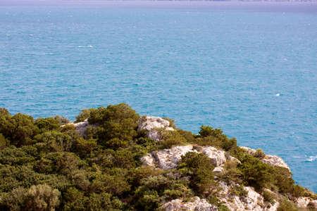 Beautiful sea coast in Greece Stock Photo - 7331005
