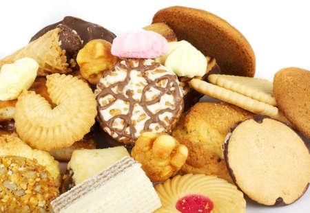 galletas: Cookie de chip deliciosa y Tasty  Foto de archivo