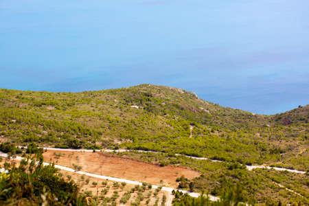 olympus: Mount Olympus - highest peak in Greece