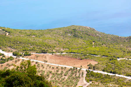 olimpo: Mount Olympus - pico m�s alto de Grecia
