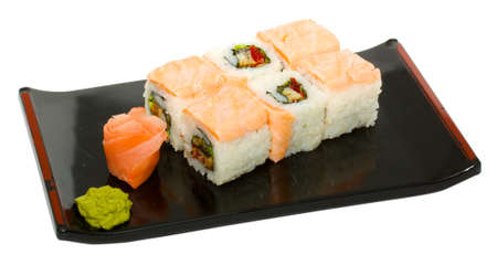 japan trditional food - roll Stock Photo - 8462893