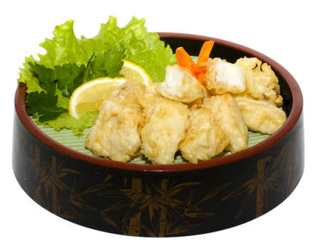 japan trditional hot food isolated Stock Photo - 8463636