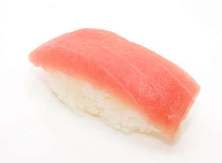 japan traditional food - sushi isolated Stock Photo - 8462633