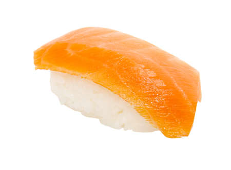 japan traditional food - sushi isolated