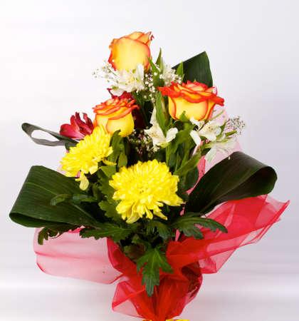 floral arrangement: Floral arrangement  Stock Photo